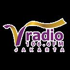 V Radio Jakarta 106.6 FM Indonesia, Jakarta