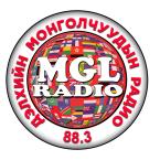 MGLRADIO 102.1 FM Mongolia, Ulaanbaatar