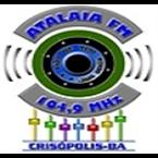 Rádio Atalaia FM 104.9 FM Brazil, Salvador