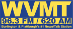 WVMT 620 AM USA, Burlington