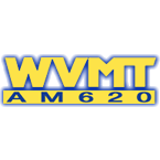 WVMT 620 AM USA, Burlington