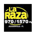 La Raza 970 AM USA, Jacksonville