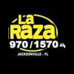 La Raza 970 AM United States of America, Jacksonville