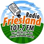 Radio Friesland 101.7  Paraguay, San Pedro