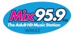 Mix 95.9 95.9 FM USA, Charleston