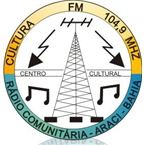 Radio Cultura FM Araci 104.9 FM Brazil, Salvador