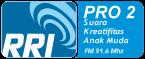 Pro 2 RRI Palembang 91.6 FM Indonesia, Palembang