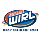 Super Hits WIRL 1290 AM USA, Peoria