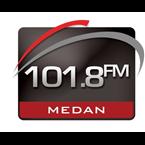 Smart FM Medan 101.8 FM Indonesia, Medan