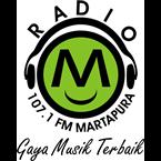 Radio M Martapura 107.1 FM Indonesia, Banjarmasin
