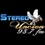 Radio Stereo Uncion 93.7 FM Mexico, Nuevo Laredo