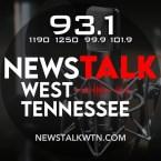 News Talk West Tennessee 93.1 FM United States of America, Jackson