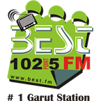 Best FM Garut 102.5 FM Indonesia, Bandung
