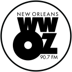 WWOZ 90.7 FM United States of America, New Orleans