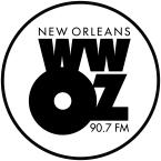 WWOZ 90.7 FM USA, New Orleans