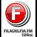 Rádio Filadelfia FM 104.5 FM Brazil, Taquaritinga do Norte