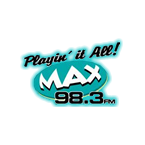 Max 98.3 98.3 FM USA, Fort Meade
