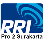 Pro 2 RRI Surakarta 97.0 FM Indonesia, Surakarta