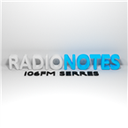 Radio Notes 106.0 FM Greece, Serres