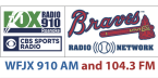 FOX 910 AM and 104.3 FM 910 AM USA, Roanoke