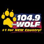 104-9 The Wolf 104.9 FM USA, Peoria