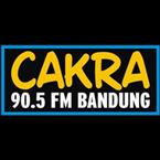 Radio Cakra Bandung 90.5 FM Indonesia, Bandung