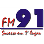 Rádio FM 91 90.9 FM Brazil, Marabá