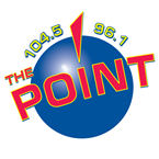 The Point 104.5 FM USA, New Plymouth