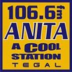 Anita FM Tegal 106.6 FM Indonesia, Tegal