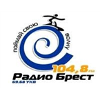 Trkbest 104.8 FM Belarus, Brest Region
