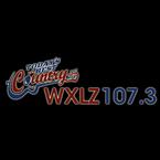 WXLZ-FM 107.3 FM USA, Lebanon