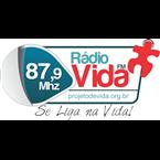 Rádio Vida FM 87.9 FM Brazil, Contagem