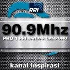 Pro 1 RRI Bandar Lampung 90.9 FM Indonesia, Bandar Lampung