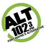 ALT 102.3 102.3 FM United States of America, Wayne