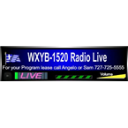 WXYB 1520 AM USA, Indian Rocks Beach