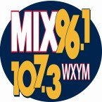 Mix 96.1 and 107.3 La Crosse 96.1 FM USA, La Crosse