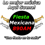 Fiesta Mexicana 890 890 AM USA, Hartselle