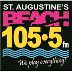 Beach 105.5 105.5 FM United States of America, Jacksonville