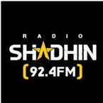 Radio Shadhin 92.4 FM 92.4 FM Bangladesh, Dhaka