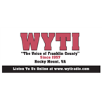 WYTI 1570 AM USA, Rocky Mount