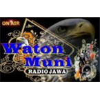 Radio waton muni Indonesia
