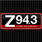 Z94.3 94.3 FM United States of America, South Bend