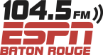 ESPN Baton Rouge 104.5 FM USA, Baton Rouge