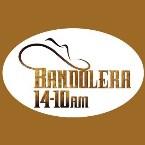 Bandolera 1410 AM Ciudad de México 1410 AM Mexico, Mexico City
