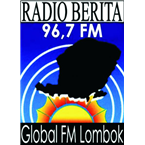 Global FM Lombok 96.7 FM Indonesia, Mataram