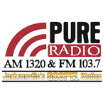 Pure Radio Jacksonville 103.7 FM USA, Atlantic Beach