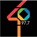LOS40 RGV (Matamoros) 97.7 FM 97.7 FM Mexico, Matamoros
