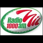 Radio Mil 1000 AM Mexico, Mexico City