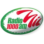 Radio Mil 1000 AM Mexico, Mexico City