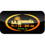 La Ribereña 91.1 FM Mexico, Ocotlán, Jalisco
